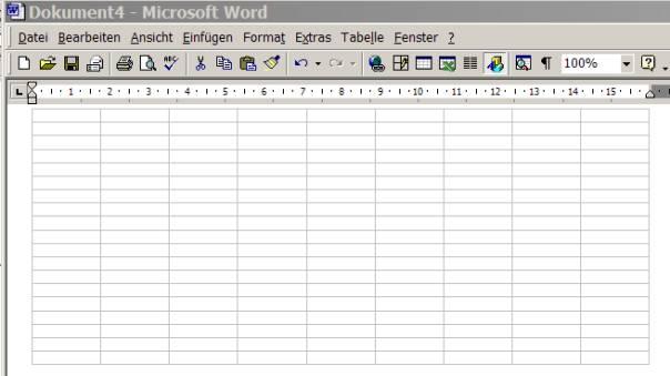 Office tipps for Tabelle 2 spalten
